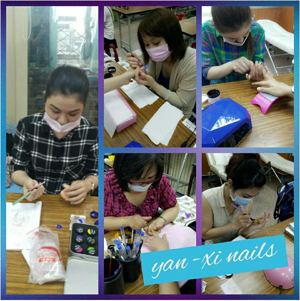 指甲彩繪,台北指甲彩繪,指甲彩繪花式,指甲彩繪介紹